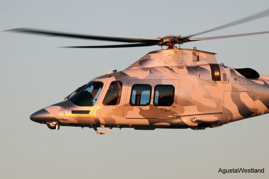 AgustaWestland To Showcase Its Range of New Generation Corporate Helicopters at LABACE 2013