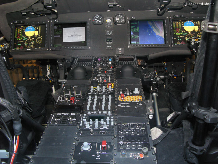 Lockheed Martin Completes 400th MH-60 Digital Cockpit for Installation on First Australian Romeo Helicopter