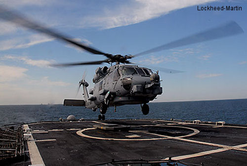 For MH-60R, Its 150 and Counting