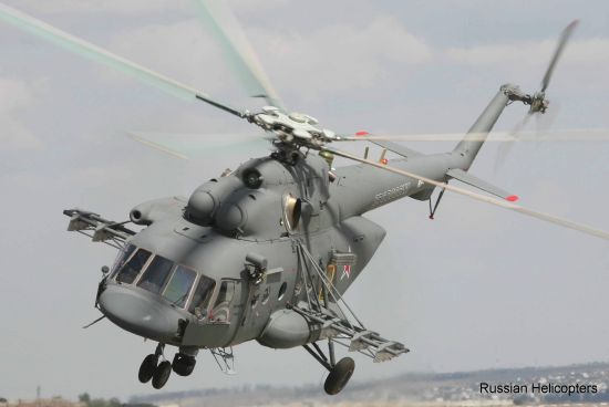 Russia produces 750th Mi-8AMT / Mi-171