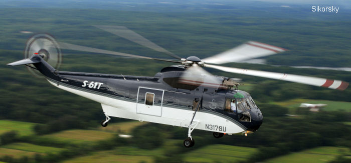 Sikorsky Aerospace Services Selects Cobham's Advanced Avionics Suite for S-61 Modernization Program