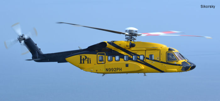 FAA Approves Sikorsky Aircraft New Platform Approach System for S-92 Helicopters