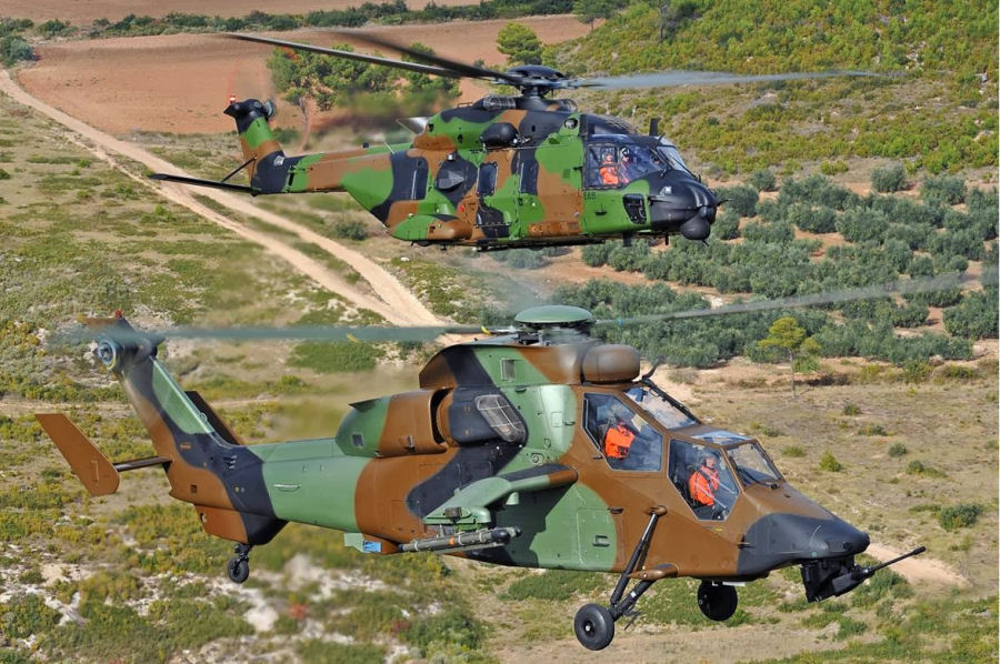 Sagem signed a contract for development and production of a new version of the MPME mission planning system for helicopter crews to be deployed by the French army s air arm (ALAT)
