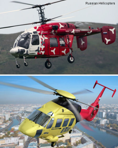 Turbomeca and Russian Helicopters sign a Memorandum of Understanding on a new Maintenance Center, supporting the entry into service of the Ka-226T and the Ka-62 helicopters