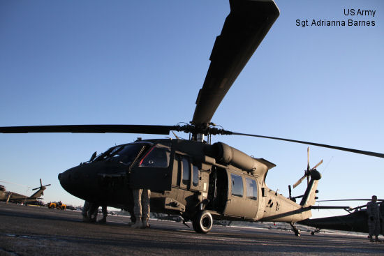 16th CAB upgrades Black Hawk helicopters