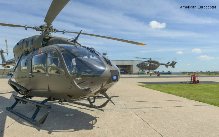 Texans call on Congress to restore funds for UH-72A Lakota helicopters