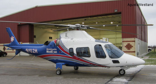 Uniflight, LLC Appointed AgustaWestland Service Center