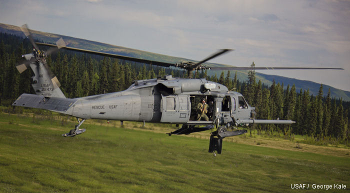 Alaska Air National Guard rescues three from downed plane