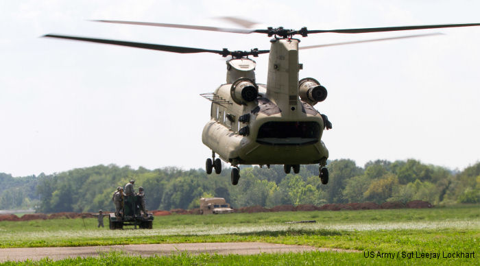 Train as you fight: 584th SMC conducts sling load training