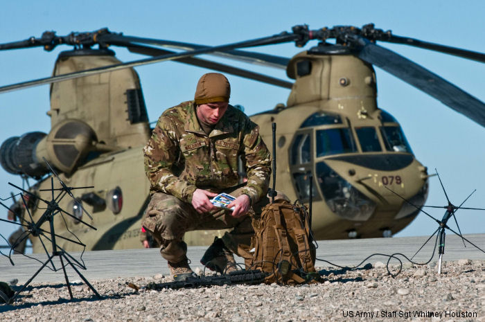 82nd CAB Pathfinders remain vigilant in Afghanistan
