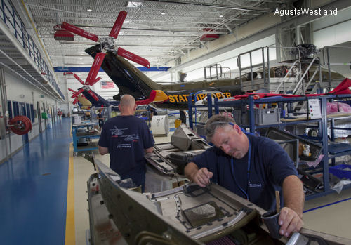 ACE signs 3-year Long Term Agreement with AgustaWestland Philadelphia