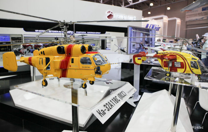 Russian Helicopters to present military and civilian aircraft in South Africa