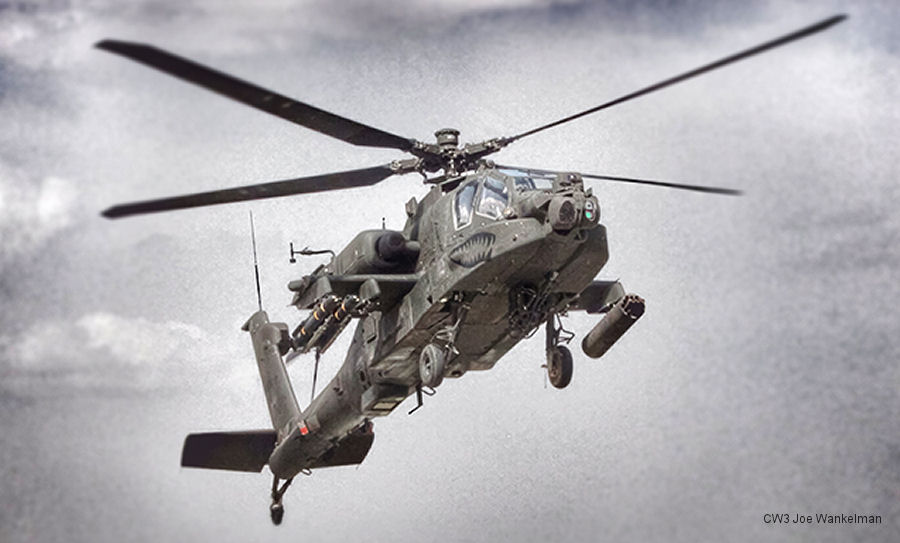 US Army Aviation Center of Excellence participated in the AH-64E Lot 4 Follow-on Test and Evaluation at Eglin AFB, Florida