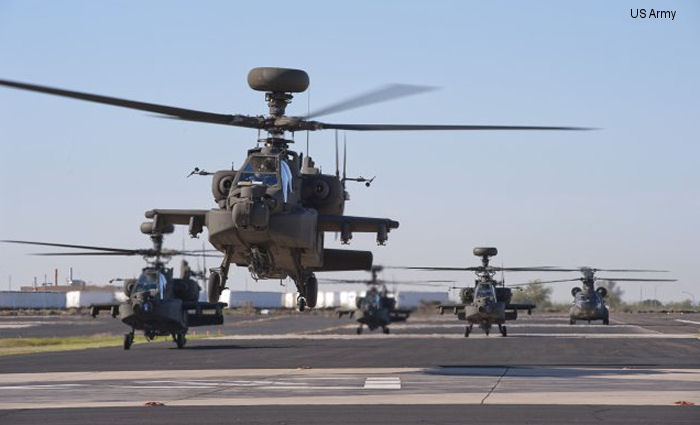 MCR Federal Wins $14.1 Million Apache Airworthiness Contract