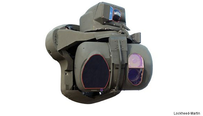 Modernized Target Acquisition Designation Sight/Pilot Night Vision Sensor (M-TADS/PNVS) systems provides Apache pilots with all-weather long-range, precision engagement and pilotage capabilities