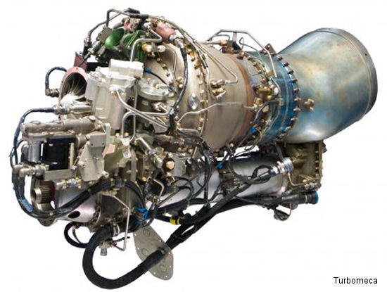 Maverick Helicopters receives Turbomeca's 500th Arriel 2D Engine