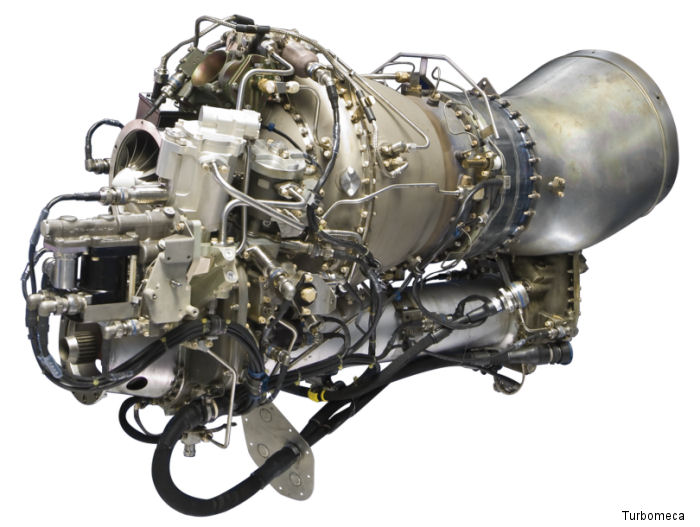 The Arriel engine prototype first flight was 7 December 1974 on a Gazelle helicopter. Since then 11,500 Arriel units have been produced. Today they takes off every 15 seconds every day