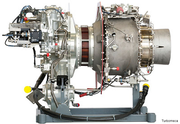 Turbomeca Arrius 2R engine, the newest member of the successful Arrius family, took the sky for the first time on 10 November with the Bell 505 at the Bell Helicopter Mirabel facility.
