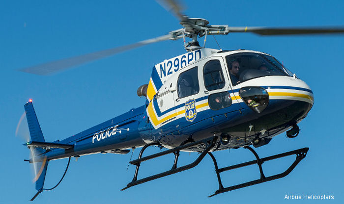 Philadelphia Police Department bolsters airborne mission capabilities with acquisition of Airbus Helicopters AS350 AStar