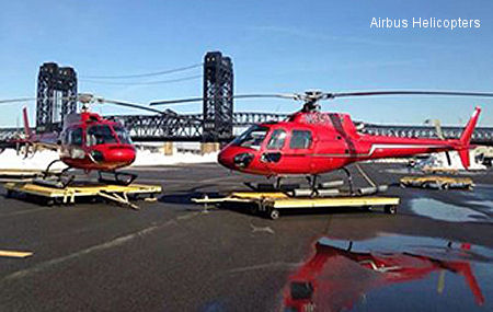 Liberty Helicopters adds two AS350B2s to all-Airbus Helicopters fleet