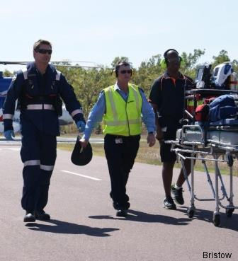 Australia Business Unit Partners with CareFlight for Search and Rescue Training in Darwin