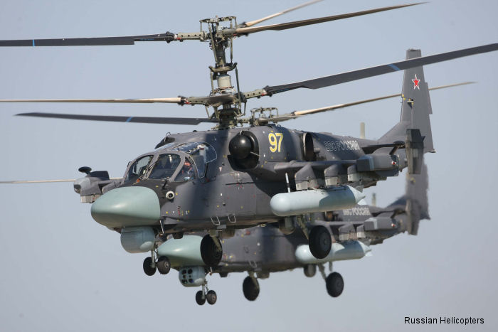 Russian Helicopters takes part in Aviadarts-2014