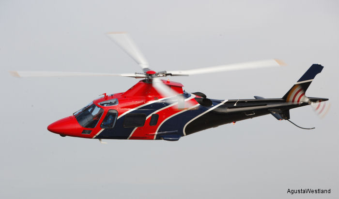 Terna SpA Choses the AW109 Power Helicopter  For Electricity Infrastructure Monitoring