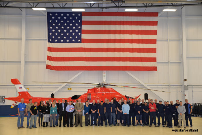 AgustaWestland Completes GrandNew Deliveries to Intermountain Life Flight