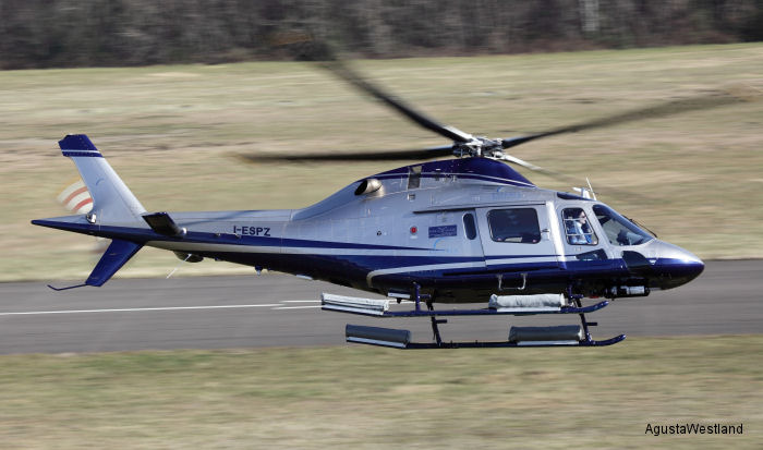 AgustaWestland and official non-exclusive distributor Sino-US Intercontinental announced today the sale of an AW119Kx single engine helicopter to a private operator in China.