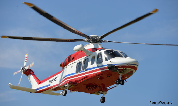 AgustaWestland Philadelphia Delivers 200th AW139