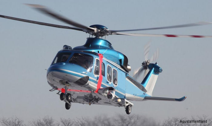Tokyo Metropolitan Police ordered their fourth AW139 which will enter service in 2016. More than 40 AgustaWestland law enforcement helicopters, including AW109, AW139 and AW101, sold to Japan so far