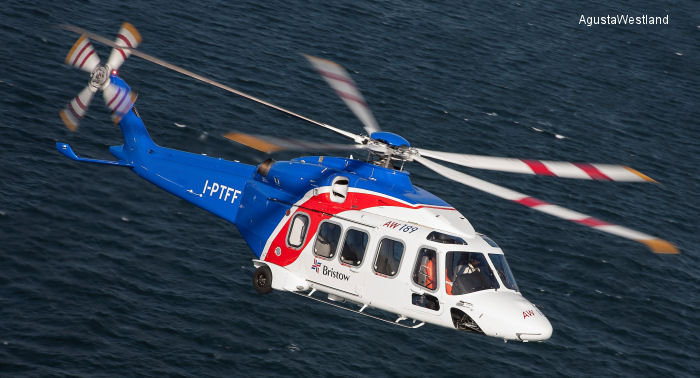 AW189 Achieves EASA Certification