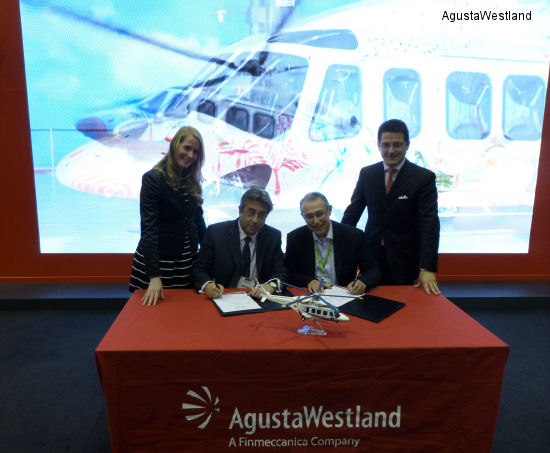 Kaan Air Orders One AW139 and One AW189 in VIP Configuration in Turkey