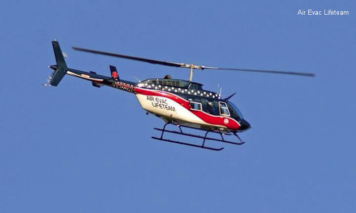 Bell Helicopter and Air Medical Group Holdings Reach Agreement for 20 Helicopters