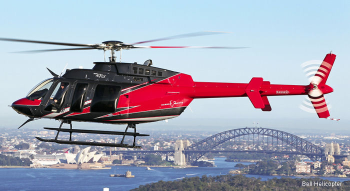 Bell Helicopter Introduces New Bell 407GX Autopilot