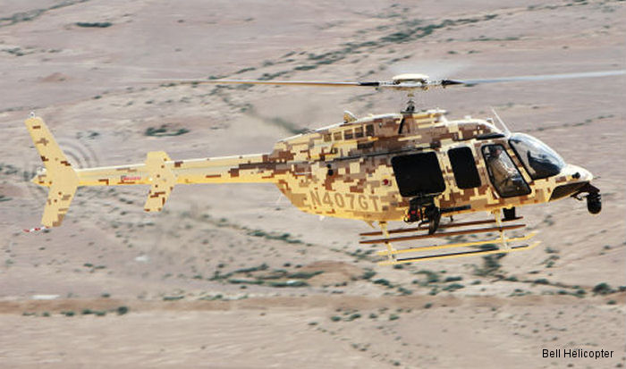 Bell Helicopter Completes Huey II and Bell 407GT Demo Tour in the Middle East