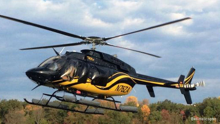 Zip Aviation acquire a Bell 407GX equipped with Quiet Cruise kit for reduced noise levels and to be used for corporate transportation, charters, tours, transfers and aerial surveys.