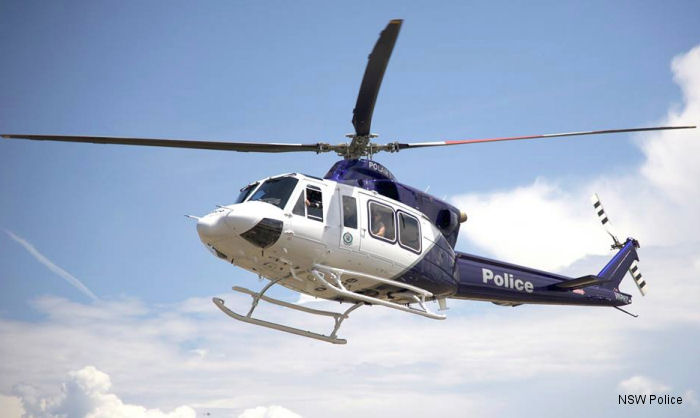 The NSW Police Force has launched two new state-of-the-art additions to the Aviation Support Branch, a Bell 412EPI (PolAir 5) and a Cessna Grand Caravan (PolAir 7)