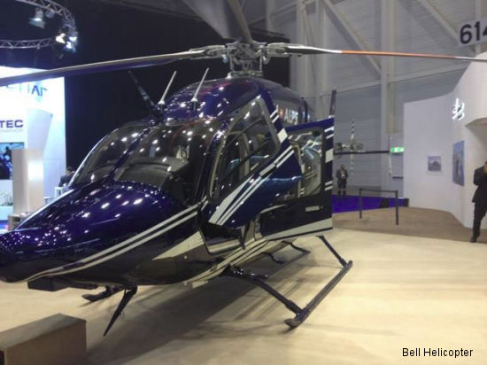 Bell Helicopter Announces First VIP-Configured Bell 429 Delivery in Switzerland