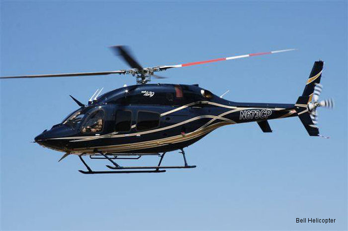 Bell Helicopter Wins Contract with Swedish National Police for Seven Bell 429s