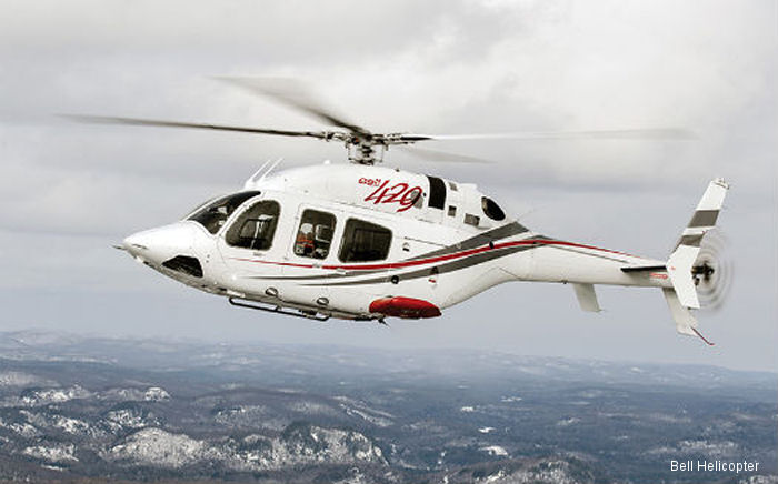 Bell Helicopter Announces Two Firsts for Europe