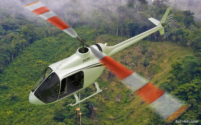 Bell Helicopter Announces First Bell 505 Jet Ranger X Deals in South Africa