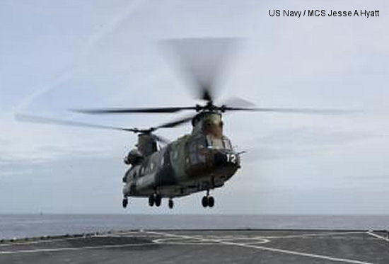 US Marines, Spanish pilots conduct bilateral carrier landings