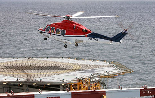CHC Helicopter Brazil Subsidiary Opens New, Expanded Facility in Cabo Frio