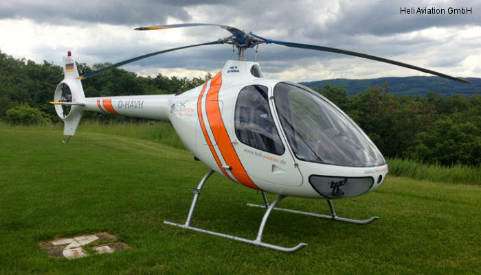Heli Aviation takes delivery of its eigth Cabri G2