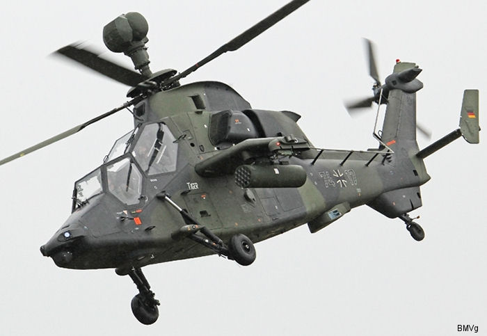 CAE will conduct a training needs analysis study for the German-French Tiger Helicopter Technical School at Fassberg.