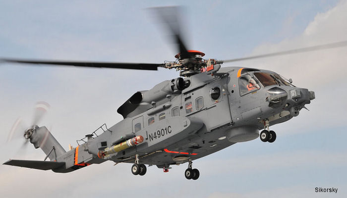 Sikorsky Statement on CMHP Contract Signing