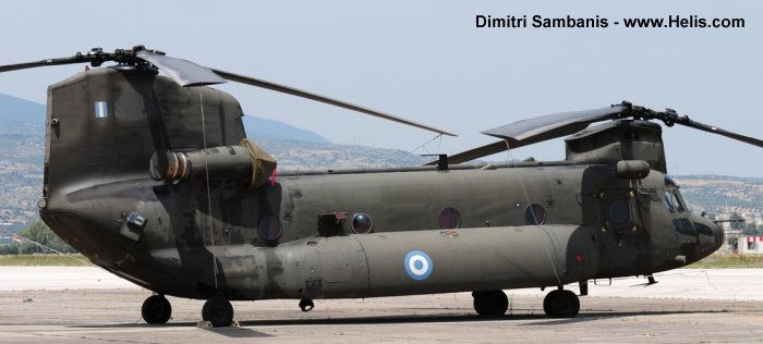 US State Department approved a possible Foreign Military Sale (FMS) to Greece for 10 CH-47D Chinook helicopters coming from US Army stock and logistical support for an estimated cost of $150 million