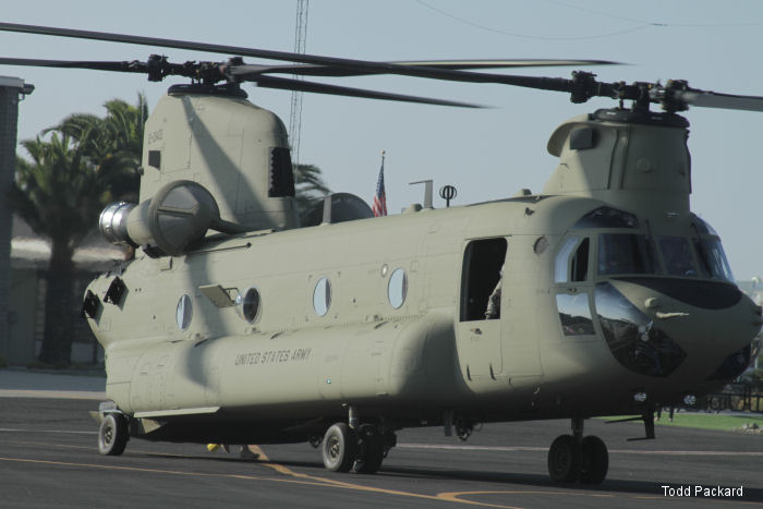 High-tech Chinooks arrive in California