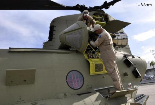 Kratos Awarded Multi-Million Dollar Contract for CH-47F Chinook Maintenance Training Systems for the U.S. Army
